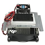 TEC-12706 Thermoelectric Peltier Refrigeration Cooling System Kit Cooler Fan / Thermoelectric Peltier Refrigeration Cooling System Kit Cooler Fan TEC-12706 . . Specification: . Semiconductor c