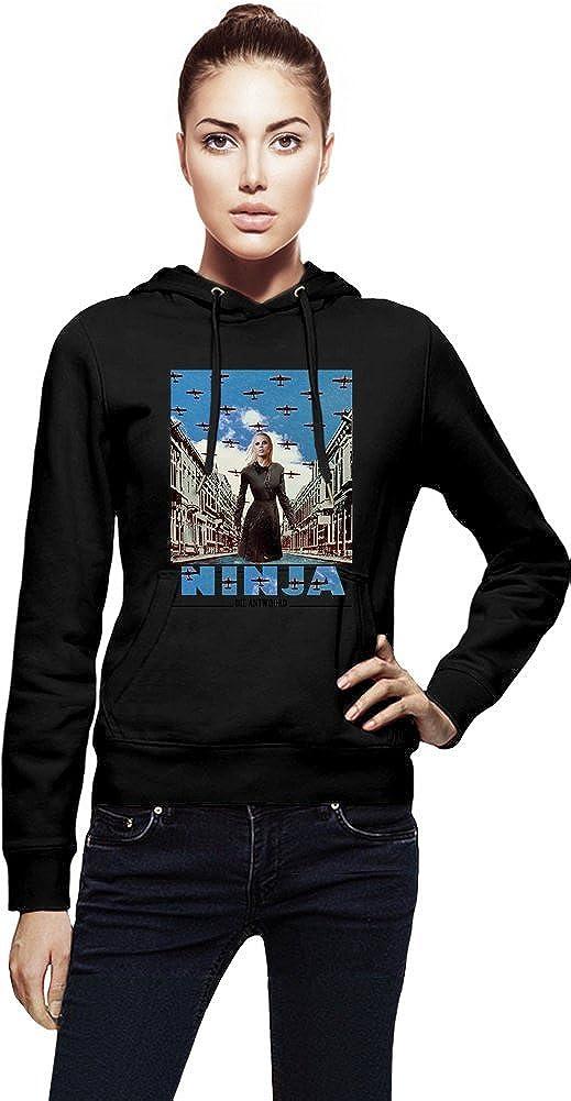 Die Antwoord Enter The Ninja Womens Hoodie X-Large: Amazon ...