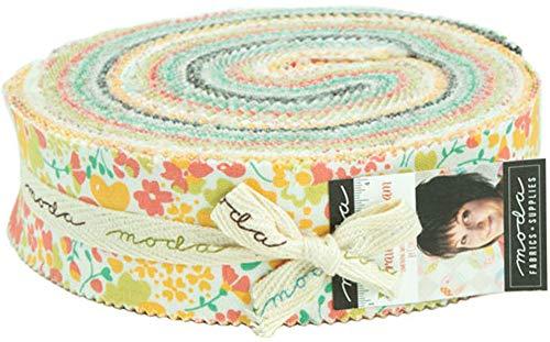 Strawberry Jam Honey Bun by Corey Yoder for Moda Fabrics - Gingham Fabric Letters