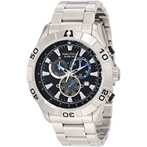 Nautica Men's N21529G J-80 / NST 550 Watch