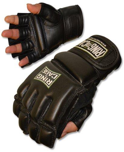 - MMA Kickboxing Fitness Bag Gloves (Large)