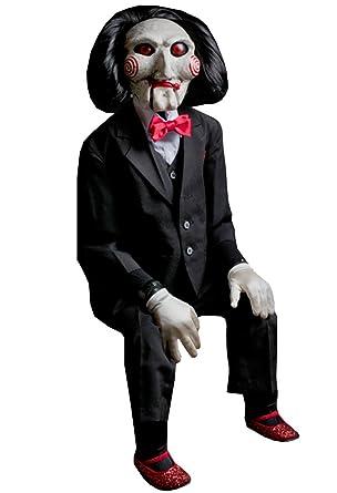 saw billy puppet halloween costume prop - Puppet Halloween