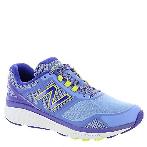 New Balance Women's 1865v1 Trail Walking Shoe, Purple, 8.5 2E US