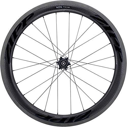 Zipp 404 Firecrest Carbon Clincher Rear Wheel, Rim Brake, 24 Spokes, 177 Hub, Campagnolo, B1, Black