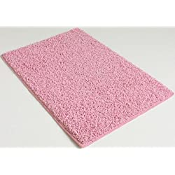 Ballerina Pink - 3'x5' Custom Carpet Area Rug
