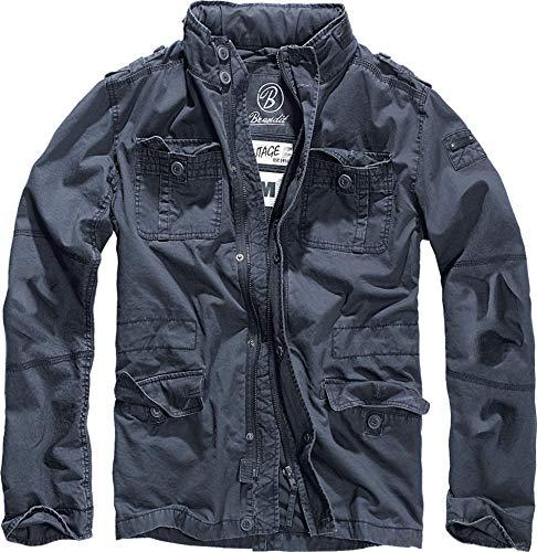 Brandit Britannia Jacket Indigo Size XL