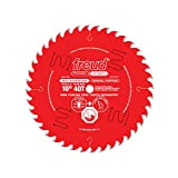 Freud P410 Premier Fusion 10-Inch 40 Tooth Hi-ATB General Purpose Saw Blade with 5/8-Inch Arbor and PermaShield Coating