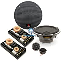 165V2 - Focal 6.5 Polyglass 2-Way Component Speakers System