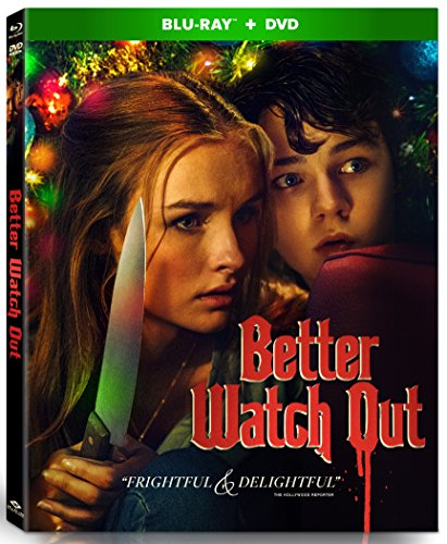 Better Watch Out (With DVD, 2 Pack, 2PC)