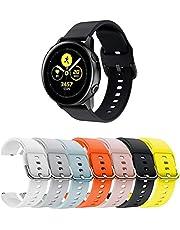 Pulseira Moderna para Samsung Galaxy Watch Active 40mm - Gear S2 Classic - Gear Sport R600 - Galaxy Watch 42mm - Amazfit Bip - Marca Ltimports