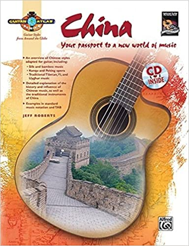 Guitar Atlas Jamaica: Your passport to a new world of music, Book
