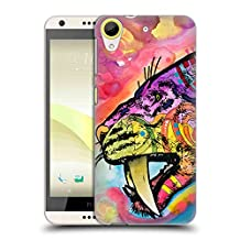 Official Dean Russo Saber Tooth Prehistoric Hard Back Case for HTC U Ultra / Ocean Note