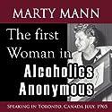 First AA Speech by Margaret Mann