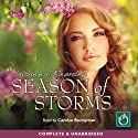 Season of Storms Audiobook by Susanna Kearsley Narrated by Carolyn Bonnyman