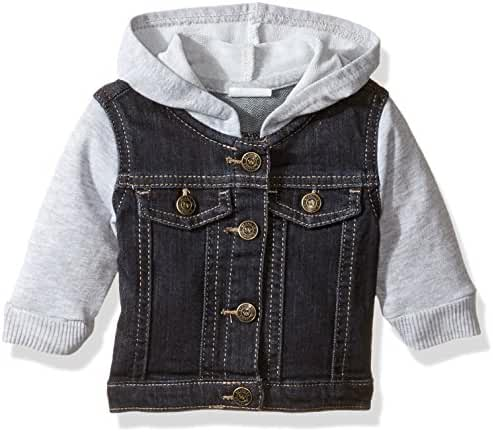 Wrangler Authentics Boys' Hooded Jacket