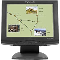 Planar, Pt1510mx Lcd Monitor 15 1024 X 768 190 Cd/M2 500:1 8 Ms Vga Speakers Black Product Category: Peripherals/Touchscreen Monitors