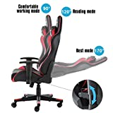 Deerhunter Gaming Chair, Leather Office Chair, High