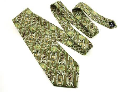 Irish Knot Necktie Celtic Tie Collection Made in Ireland