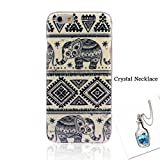 Changeshopping(TM)Blue Elephant Rubber Soft TPU Case Gel Cover For iPhone 6