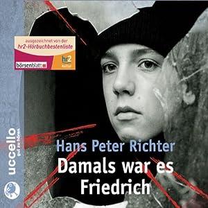 Damals war es Friedrich Audiobook