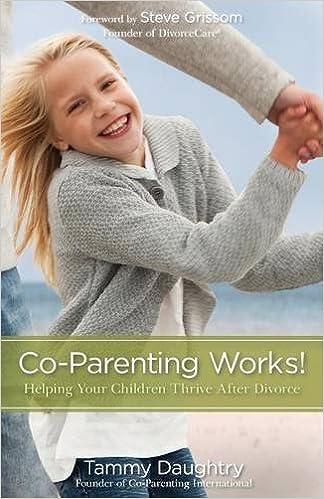 co parenting after divorce books