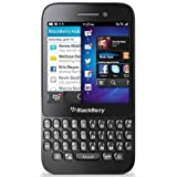 Blackberry Q5 Unlocked Smartphone No Warranty, Black