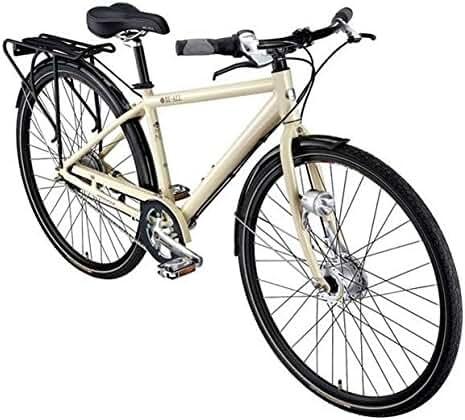 Be All BC-1 City Bike White Size: 42cm