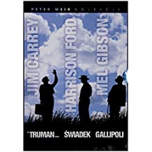 Kolekcja Petera Weira: Truman Show / Gallipolli / Ĺšwiadek