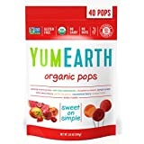 YumEarth Organic Lollipops, 8.5 Ounce Bag