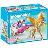 Playmobil Princess with Pegasus Carriage