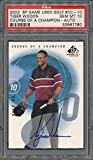 2002 SP Game Used Golf Course Of A Champion Auto
