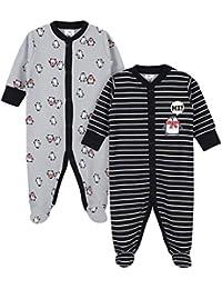 Baby Boys 2-Pack Thermal Sleep 'N Play