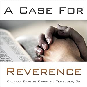 A Case for Reverence Audiobook