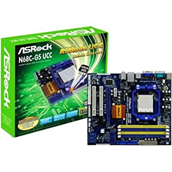 ASROCK N68-GS UCC VGA WINDOWS VISTA DRIVER