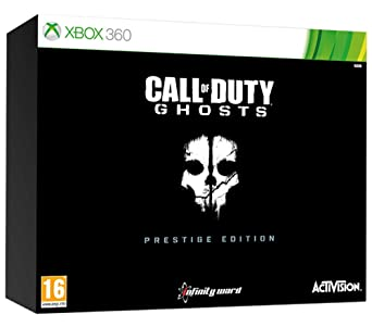 Call Of Duty: Ghosts - Prestige Edition: Amazon.es: Videojuegos