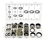 Swordfish 31981 Automotive Dowty Bonded Seal Washer Assortment, 150 Piece