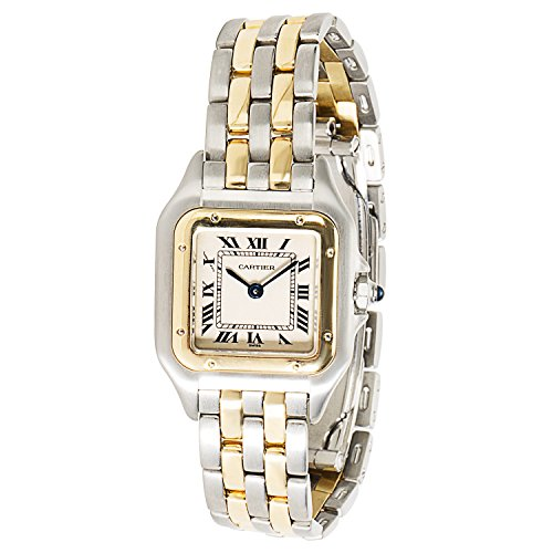 Cartier Panthere swiss-quartz womens Watch W25029B6 (Certified Pre-owned)