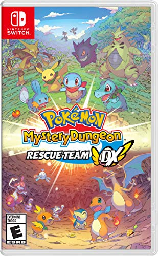 51A %2BuxKyhL - Pokemon Mystery Dungeon: Rescue Team Dx - Nintendo Switch