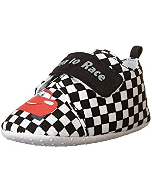 Cars Lightning Crib Shoe (Infant)