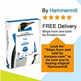 Hammermill 20lb Copy Paper, 8.5 x 11, 8 Ream