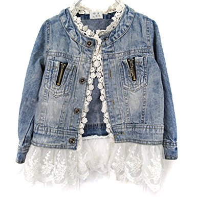 Fashion Jacket Outwear Cowboy Overcoat product image