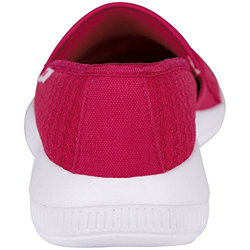 Pink Ballerine Pink Kappa Donna White 2210 Rosa Cosy IqwzfC