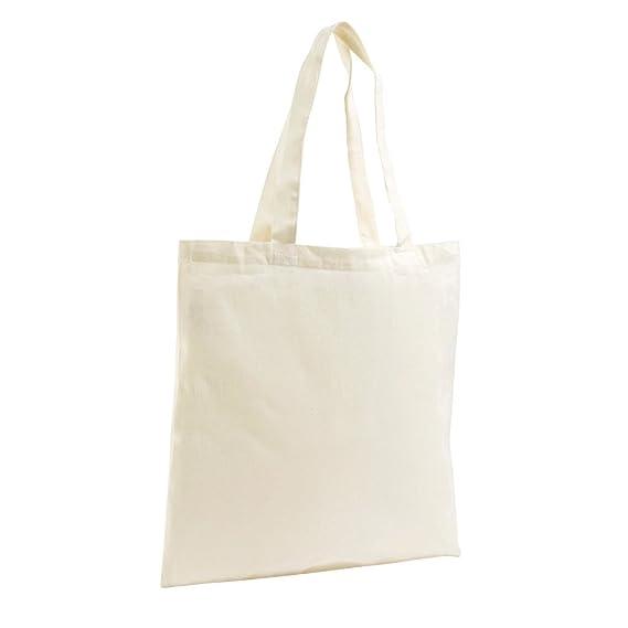 SOLS - Bolsa para la compra estilo Tote de algodón orgánico ...