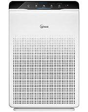 WINIX ZERO luchtreiniger. CADR 390 m³/h (Max 99 m²), True HEPA filter, reinigt 99,97% virussen, bacteriën en allergieën. Met PlasmaWave Technologie. HEPA luchtreiniger voor thuis en op kantoor.