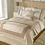 Autumn Leaf Duvet Cover Set - Natural - Includes Two Pillowcases