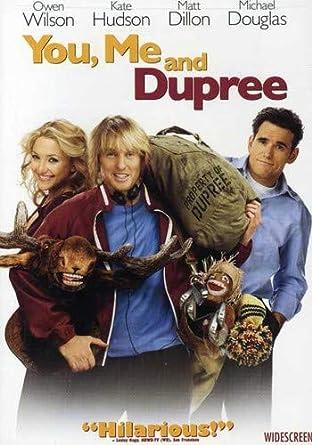Amazon.com: You, Me and Dupree: Owen Wilson, Kate Hudson, Matt ...