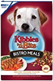Kibbles 'n Bits Bistro Meals Grilled Chicken for Dogs, 16-Pound, My Pet Supplies