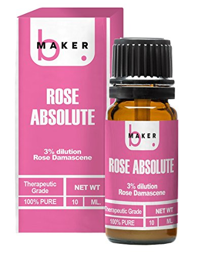 Rose Fragrance Oil (Rose Absolute Essential Oil)