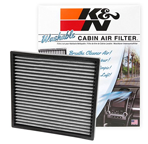 VF2016 K&N CABIN AIR FILTER (Cabin Air Filters):