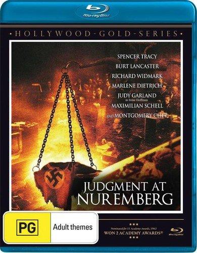 (Judgment at Nuremberg [Blu-ray])